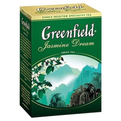 "Чай листовой Greenfield ""Jasmine Dream"" 100 г."
