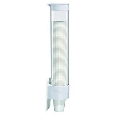 Стаканотримач навісний Ecotronic (на 50 стак.) білий