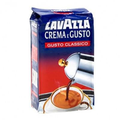 """Кофе молотый Lavazza """"Crema e Gusto"""" 250 гр."""