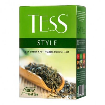 """Чай листовой TESS """"Style"""" 90 г."""