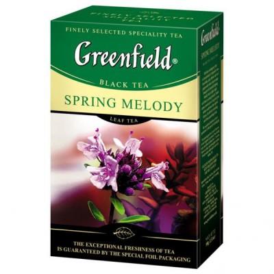 """Чай листовoй Greenfield """"Spring Melody"""" 100 г."""