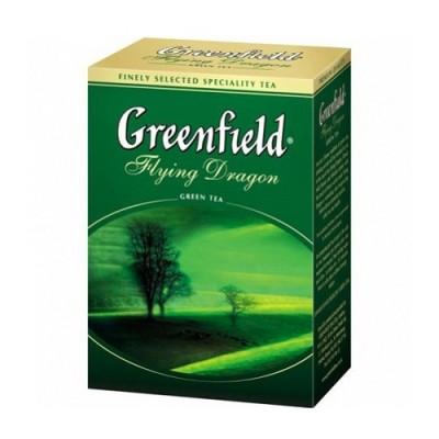 "Чай листовой Greenfield ""Flying Dragon"" 100 г."
