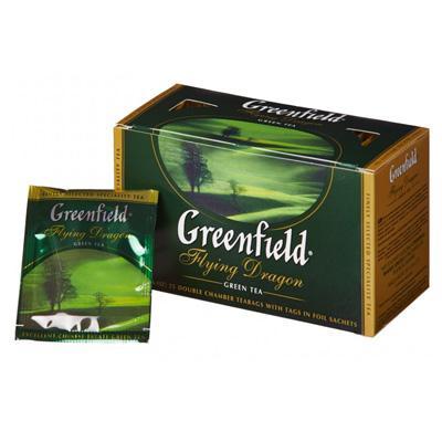 """Чай пакетированный Greenfield """"Flying Dragon"""" 1.5 г.х25 пак."""