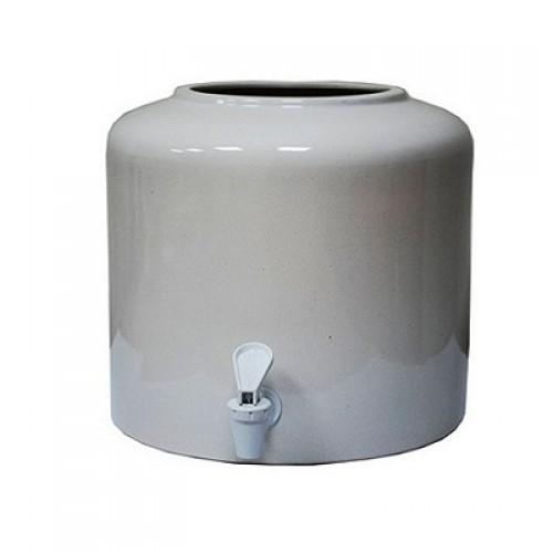 Диспенсер керамический белый