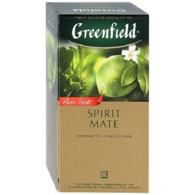 """Чай пакетированный Greenfield Greenfield """"Spirit Mate"""" 1.5 г.х25 пак."""