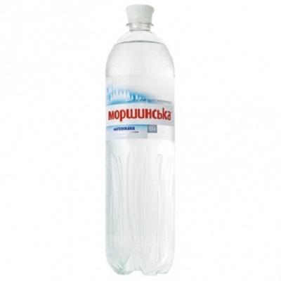 Упаковка мінеральної води Моршинська ПЕТ н/г 1.5 л.х6 шт.