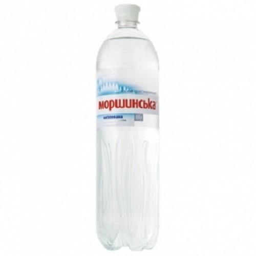Упаковка минеральной воды Моршинская ПЭТ н/г 1.5 л.х6 шт.
