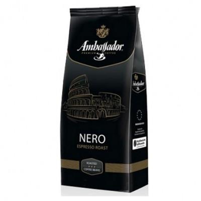 "Кава в зернах Ambassador ""Nero"" 1 кг."