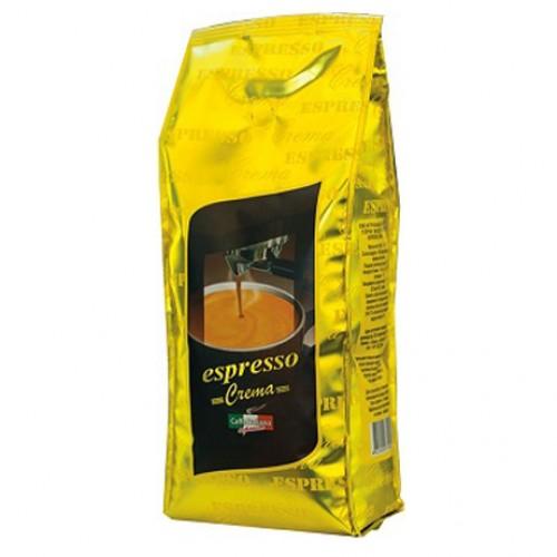 """Кофе зерновой Віденська кава """"Espresso Crema"""" 1 кг."""