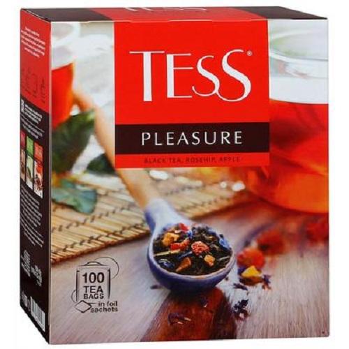 """Чай пакетированный ТESS """"Pleasure"""" 1.5 г.х100 пак."""