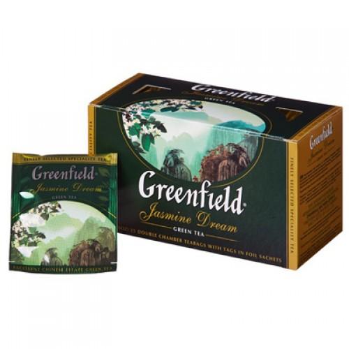 """Чай пакетированный Greenfield """"Jasmine Dream"""" 1.5 г.х25 пак."""