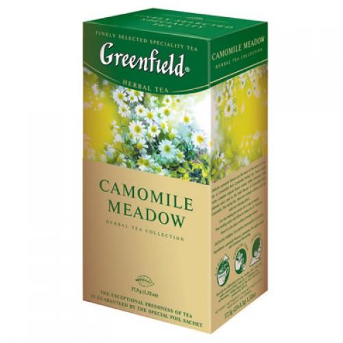 "Чай пакетированный Greenfield ""Camomile Meadow"" 1.5х25 пак."