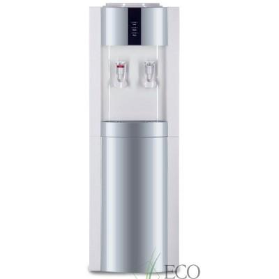 Кулер напольный Ecotronic V21-LN white-silver
