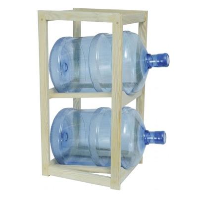 Підставка під 2-бутиля WS-2 (квадрат) бук