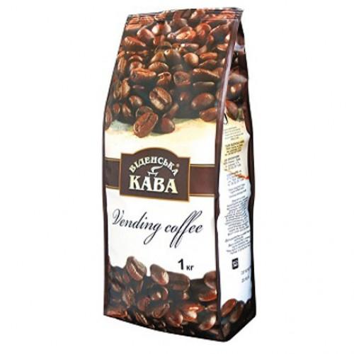 """Кофе зерновой Віденська кава """"Espresso Vending"""" 1 кг."""