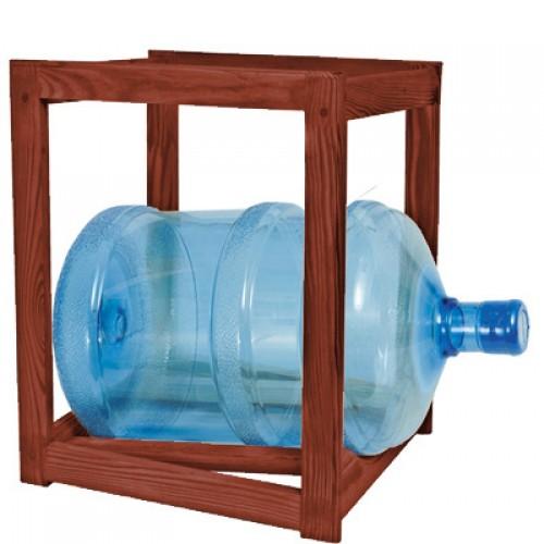 Подставка под 1-бутыль WS-1 (квадрат) вишня