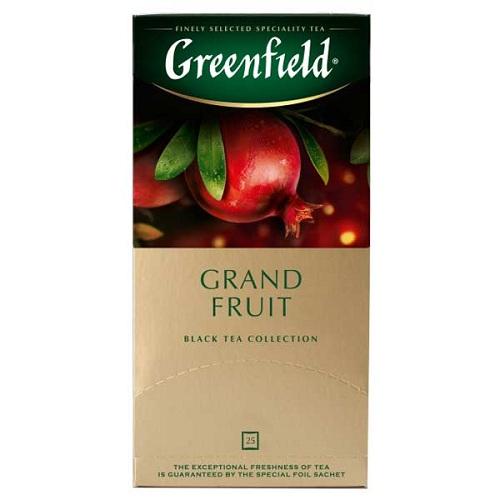 """Чай пакетированный Greenfield """"Grand Fruit"""" 1.5 г.х25 пак."""