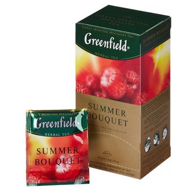 """Чай пакетований Greenfield """"Summer Bouquet"""" 1.5 г.х25 пак."""