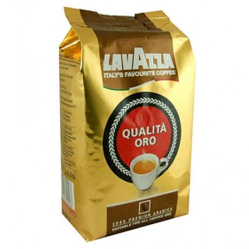 """Кофе зерновой Lavazza """"Qualita Oro"""" 1 кг."""