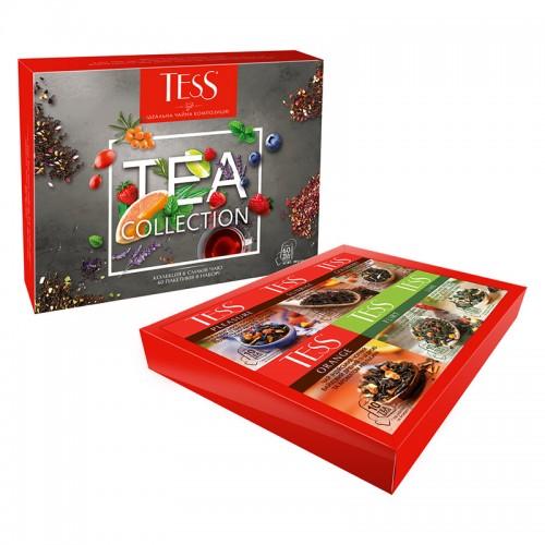 """Набор чая пакетированного ассорти ТESS """"Loose Tea Collection"""""""