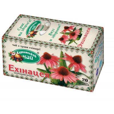 Чай пакетований Карпатський Ехінацея 2 г.х20 пак