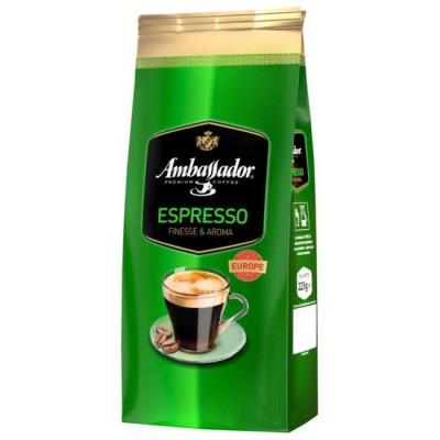 Кава в зернах Ambassador Espresso 1кг