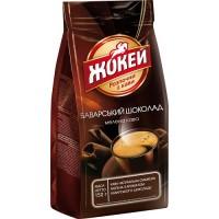 "Кофе молотый ароматизированный Жокей ""Баварский Шоколад"" 150 гр."