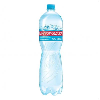 """Упаковка минеральной воды Миргородськая """"Лагідна"""" ПЭТ сл.газ. 0,5х12 шт."""
