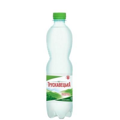 Упаковка минеральной воды Трускавецкая ПЭТ сл/газ. 0,5х8 бут.
