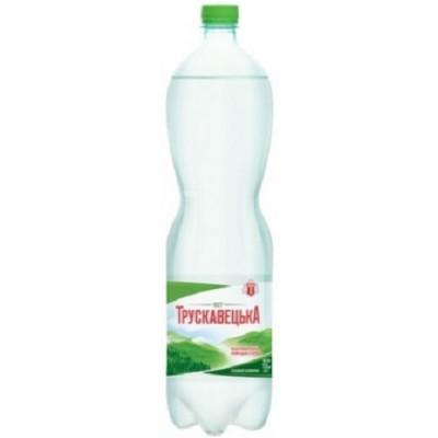 Упаковка минеральной воды Трускавецкая ПЭТ сл/газ. 1,5х6 бут.