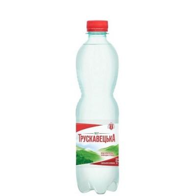 Упаковка минеральной воды Трускавецкая ПЭТ газ. 0,5х8 бут.