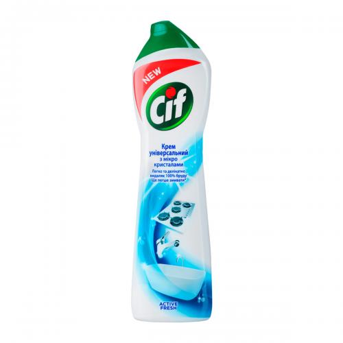 Чистящий крем Cif (Сиф) универсальный 500 мл